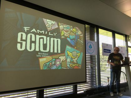 "Session ""Family Scrum"""