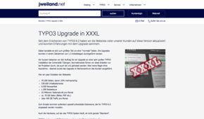 Typo3 Newsletter Juli 2015