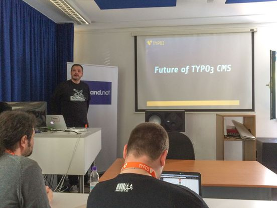 "Mathias Schreiber: ""The Future Of TYPO3"""
