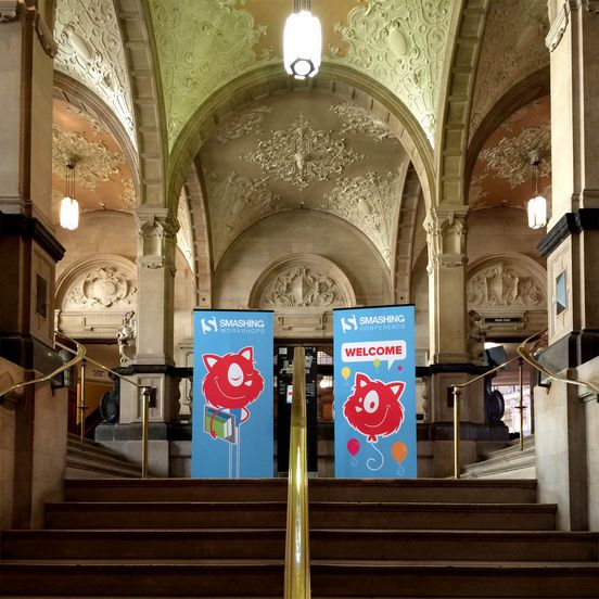 Welcome to SmashingConf