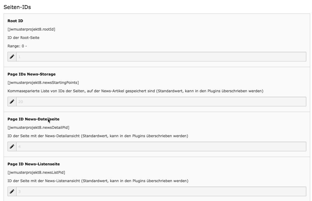 TYPO3 Kostenloses Template (Responsive) - jweiland.net